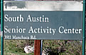 Austin Senior Activity Center; Austin, Texas
